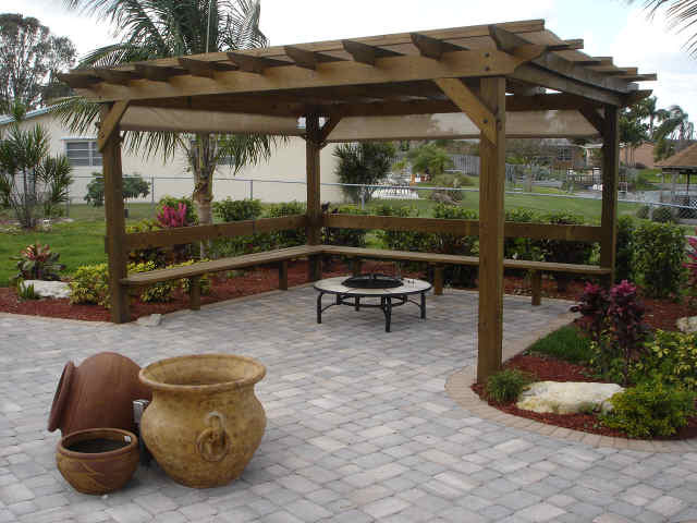 Backyard Pergola Plans : Free Pergola Plans, How to Build and Design a Pergola, free
